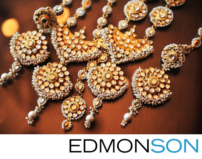 DFW Indian Wedding Jewelry Before Wedding At Anatole