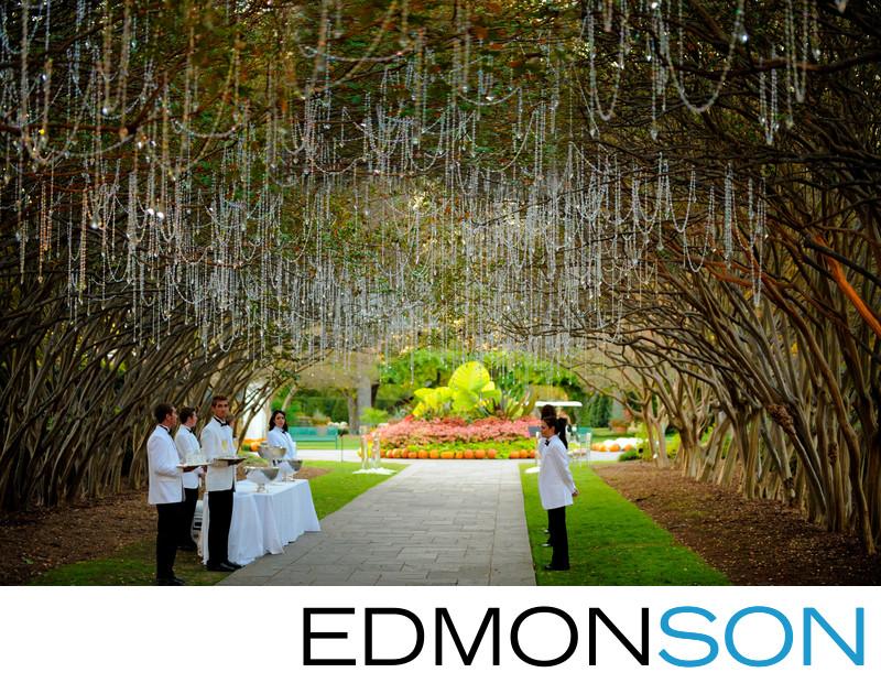 Stunning Dallas Aboretum Garden Wedding By DFW Events