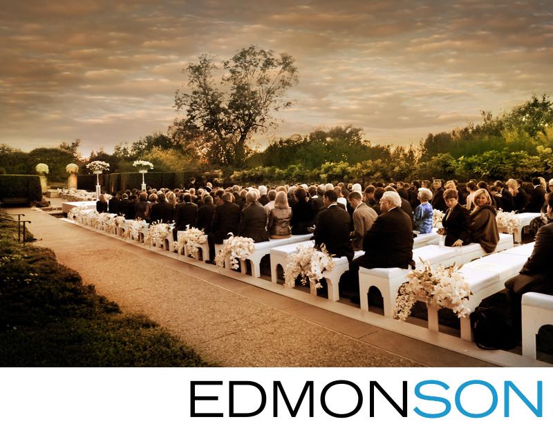 Dallas Aboretum Epic Garden Weddings by DFW Events