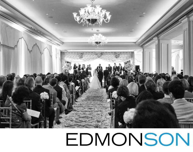 Indian Fusion Christian Wedding At Ritz-Carlton Dallas