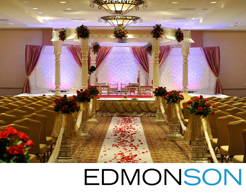 Lovely Houston Indian Wedding Decor By Mandap Creations