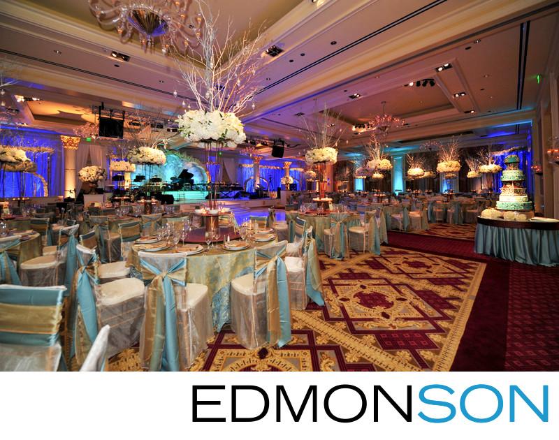 Luxury Ritz-Carlton Dallas Wedding Reception
