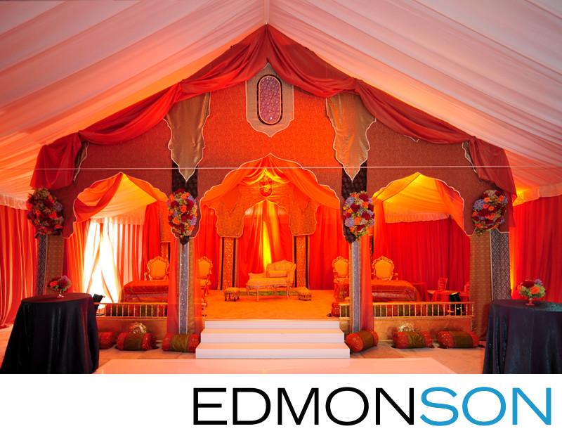 Dallas Indian Wedding Mehendhi At Ritz-Carlton