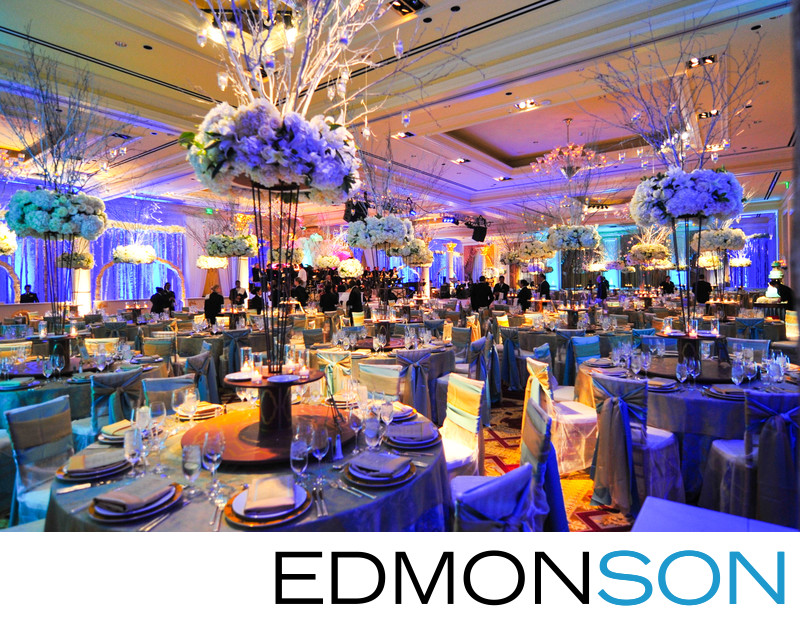Luxury Indian Wedding Reception At Ritz-Carlton Dallas