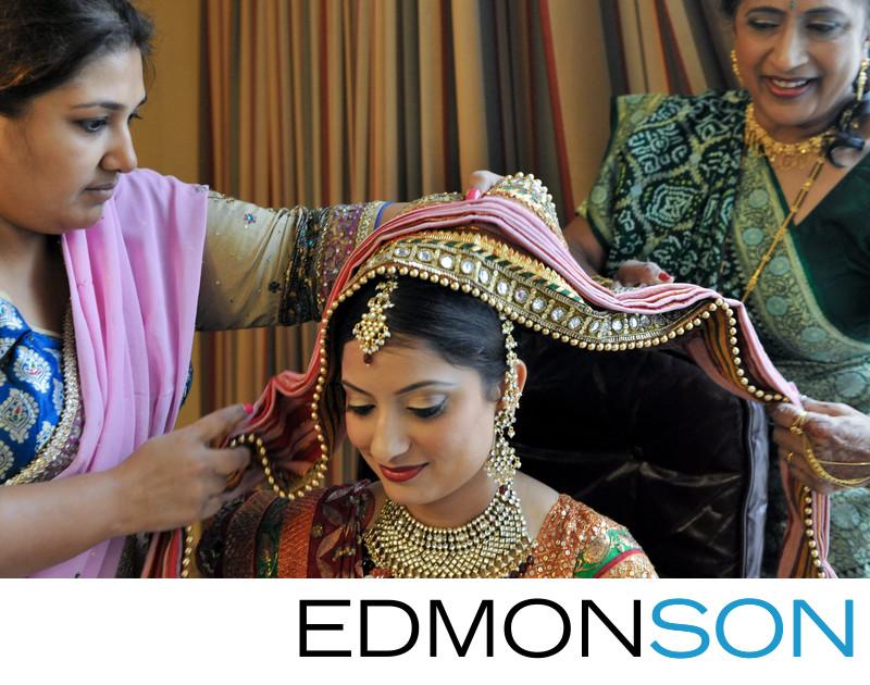 Houston Indian Bride