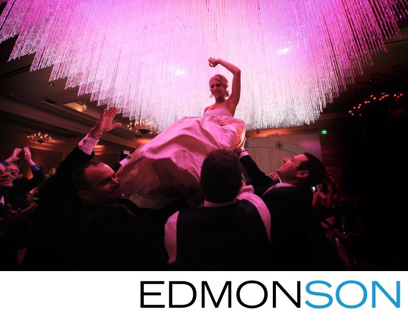 Luxury Jewish Wedding Reception At Ritz