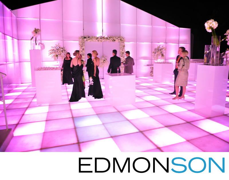 Stageworks Luxury Wedding Reception