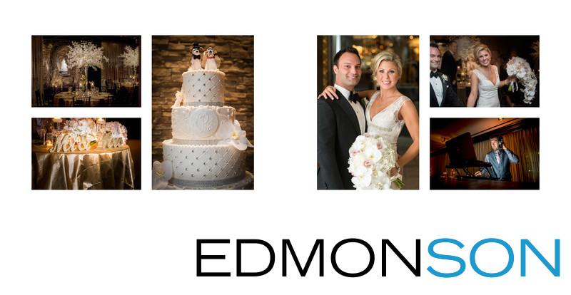 Reception Details At Hotel ZaZa Wedding In Dallas, TX.