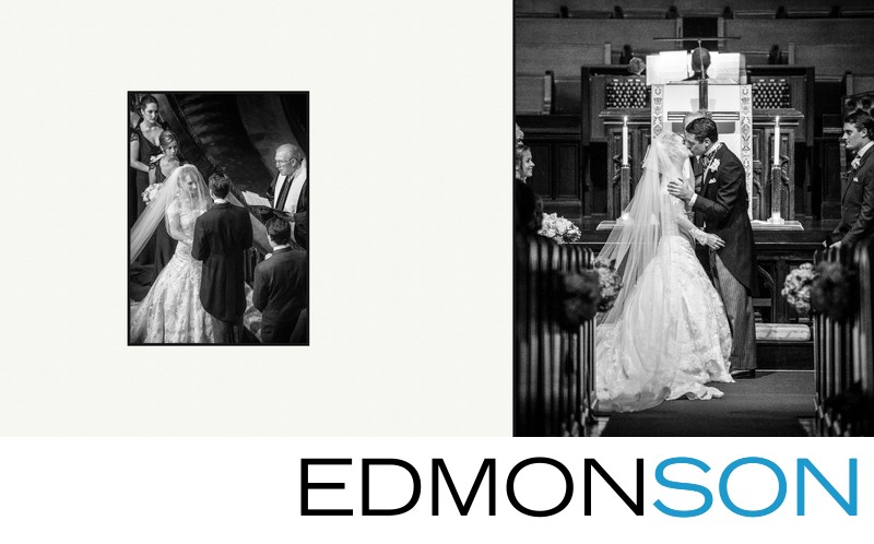 First United Methodist Dallas Wedding Ends