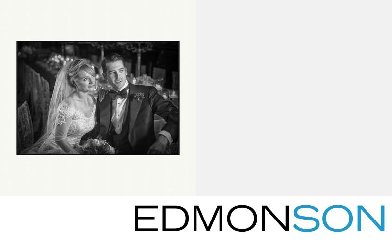Couple Enjoys Dallas Wedding Reception