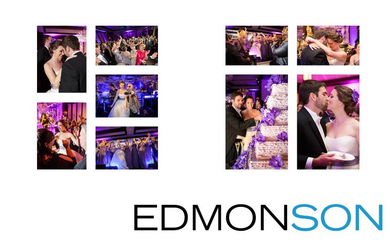 Emerald City Rocks Dallas Country Club Wedding