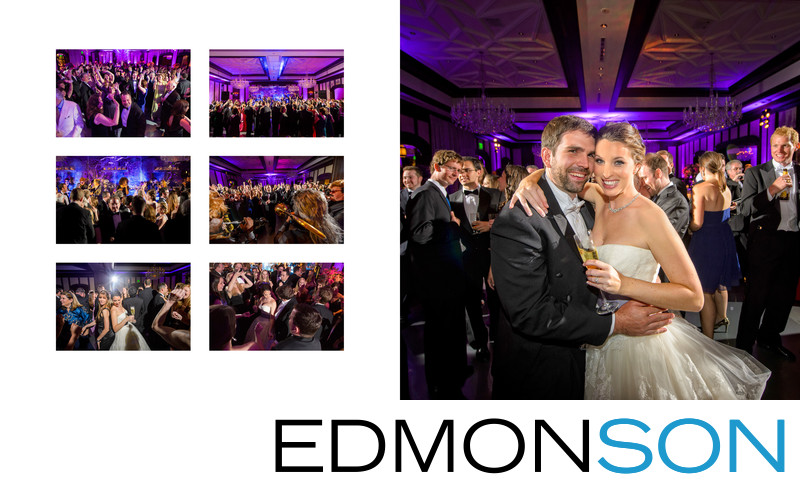 Wedding Reception At DCC In Highland Park, TX