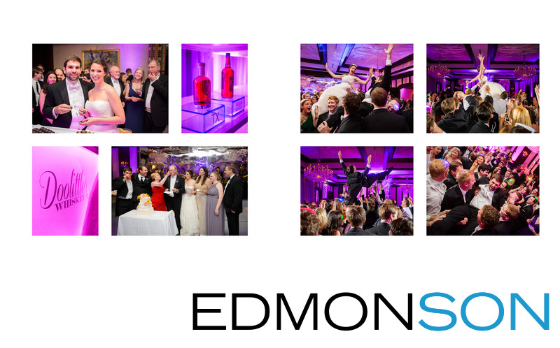 Fun Dallas Wedding Reception At DCC