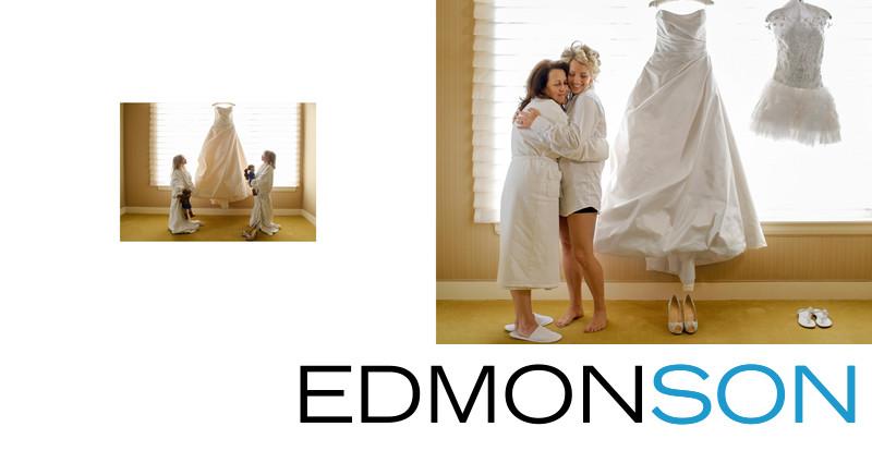 DFW Events Bride & Mother At Ritz-Carlton, Dallas