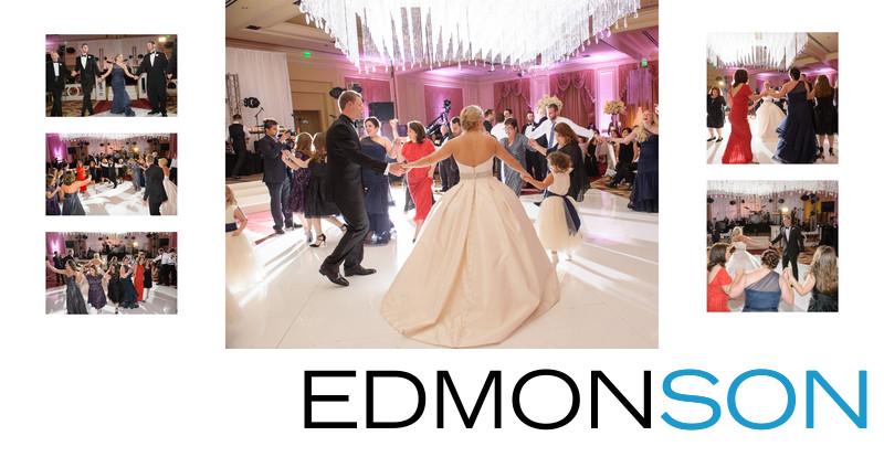 Greek Orthodox Wedding Dancing At Ritz Dallas