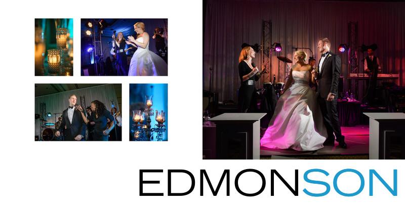 Rtiz-Carlton Dallas Wedding Reception Dancing