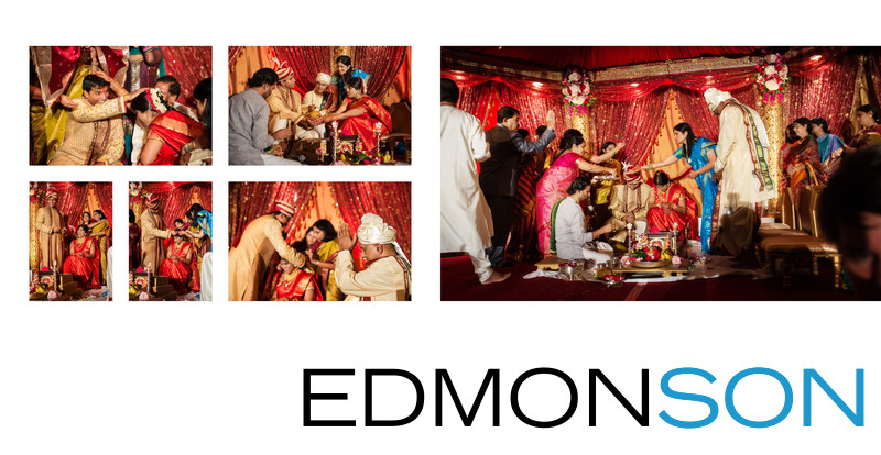 Hilton Anatole South Asian Indian Wedding