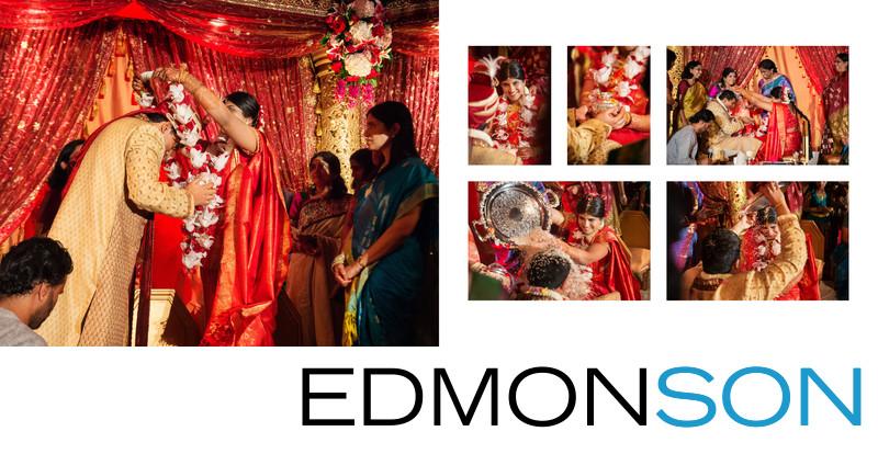 Hilton Anatole Telegu Indian Wedding