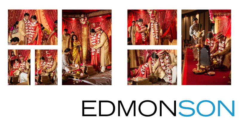 Hilton Anatole South Indian Wedding Dallas