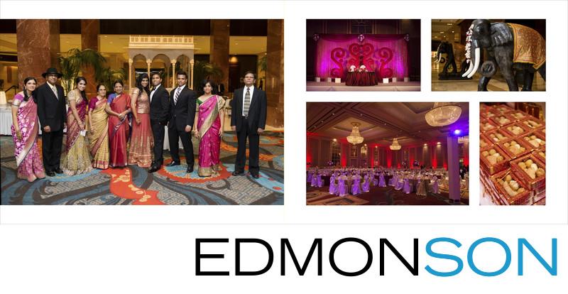 Indian Wedding Reception Dallas Anatole