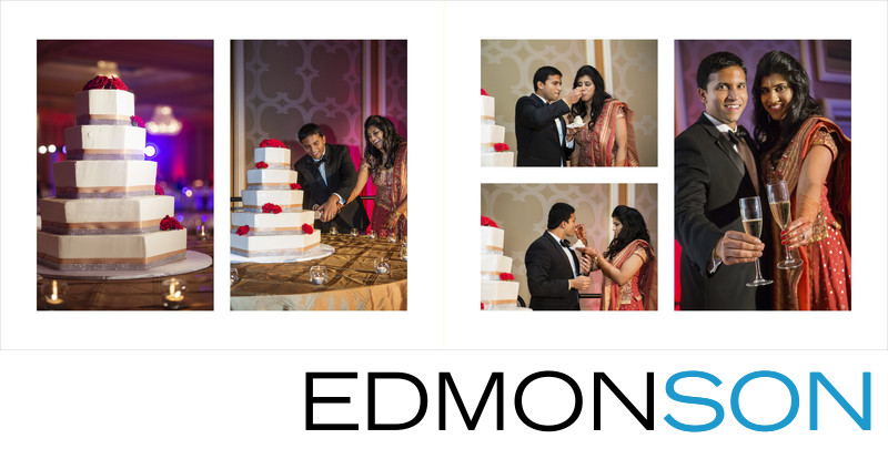 indian Wedding Cake At Dallas Anatole