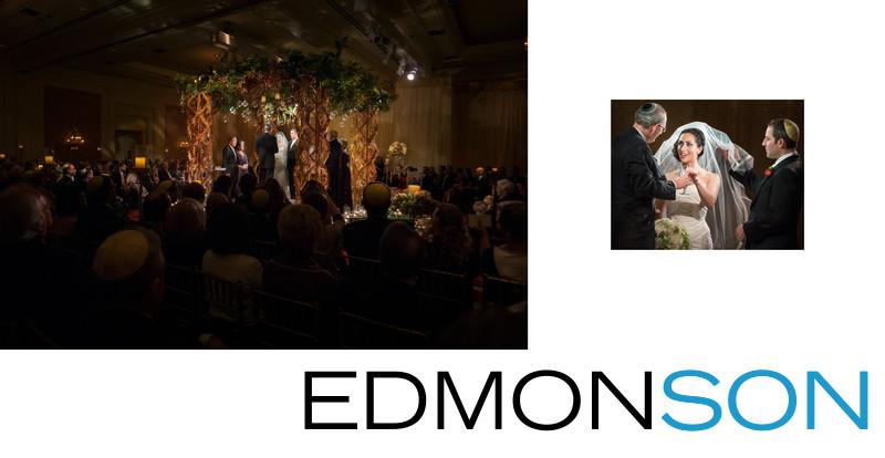 Todd Events Dallas Jewish Wedding At Ritz