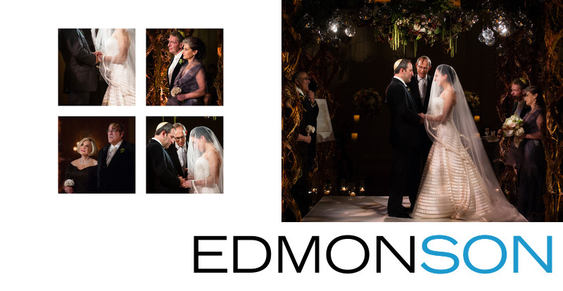 Ritz-Carlton Jewish Wedding In Dallas Ceremony