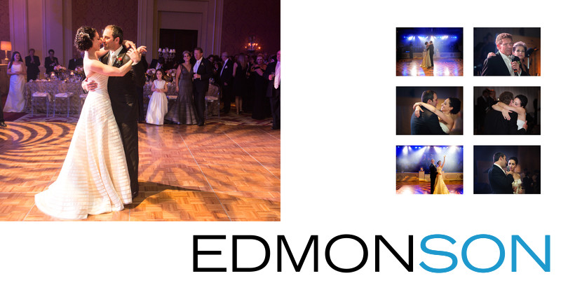 First Dance At Ritz Jewish Wedding By Todd Events