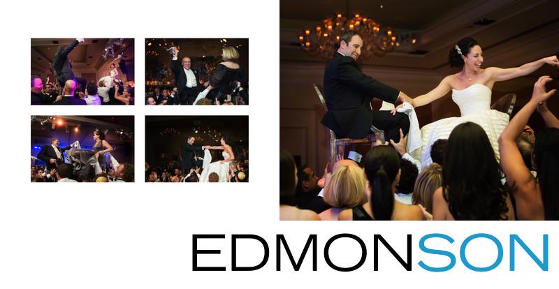 Jewish Wedding Reception Dancing At Ritz Dallas