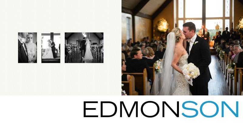 DFW Wedding Ends At Rough Creek Chapel