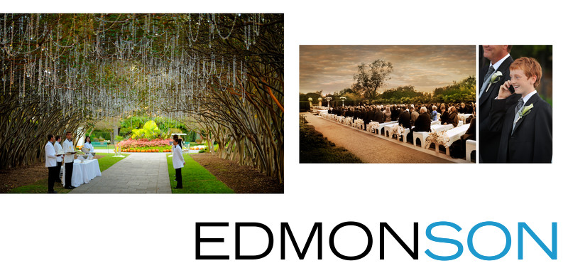 Luxury DFW Events Wedding At Dallas Arboretum