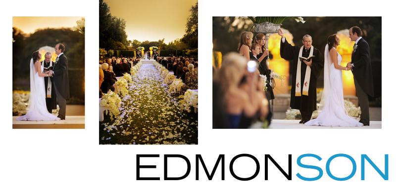 Spectacular DFW Events Wedding At Dallas Arboretum