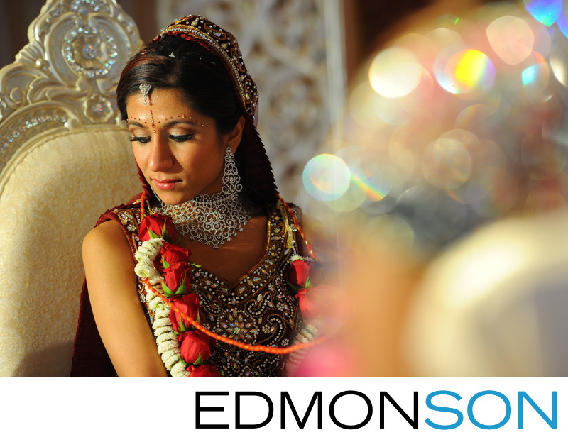 Punjabi Indian Wedding Ceremony At Ritz Carlton