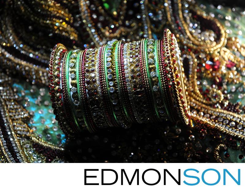 Punjabi Indian Wedding Bangles At Ritz-Carlton Dallas