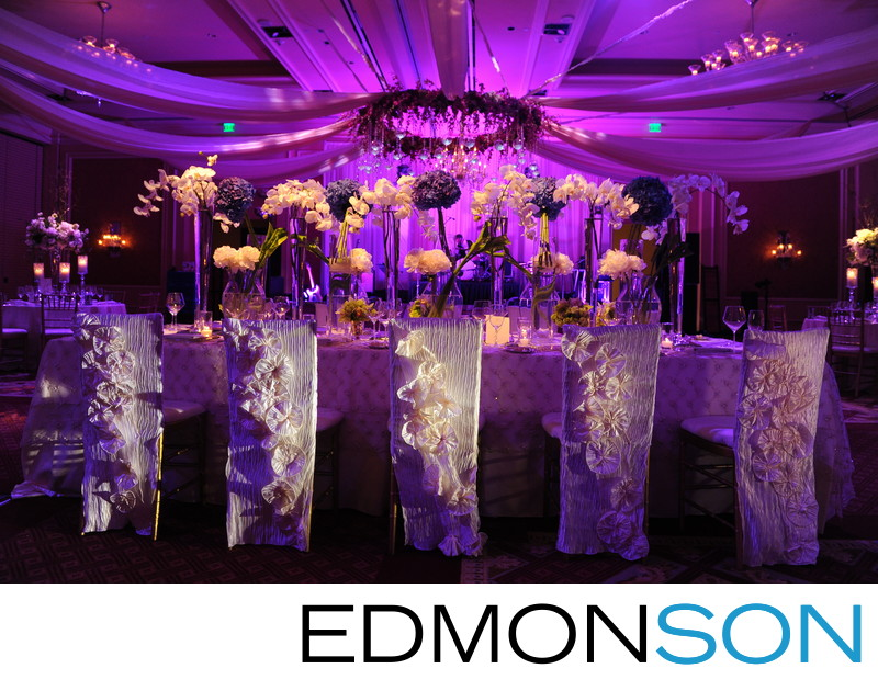 Todd Events Gorgeous Ritz-Carlton Dallas Reception