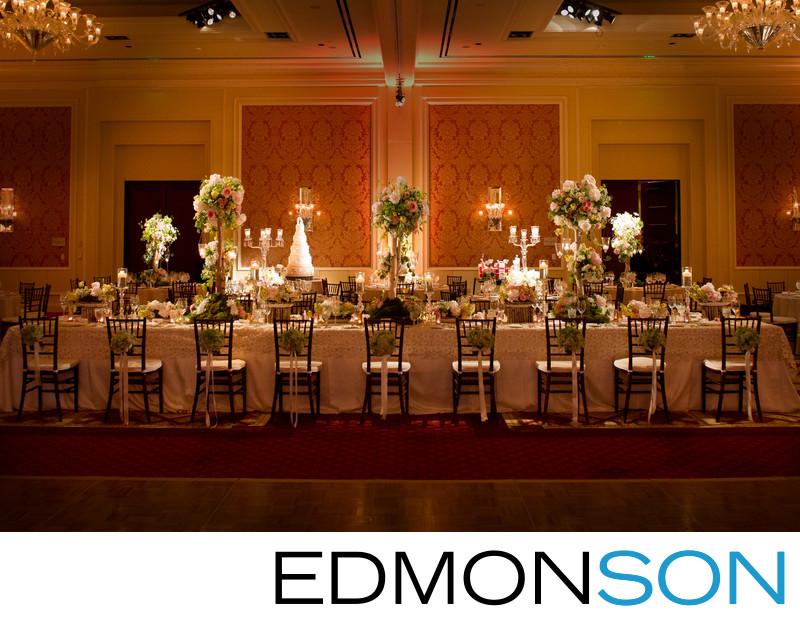 Stunning DFW Events Ritz-Carlton Dallas Reception