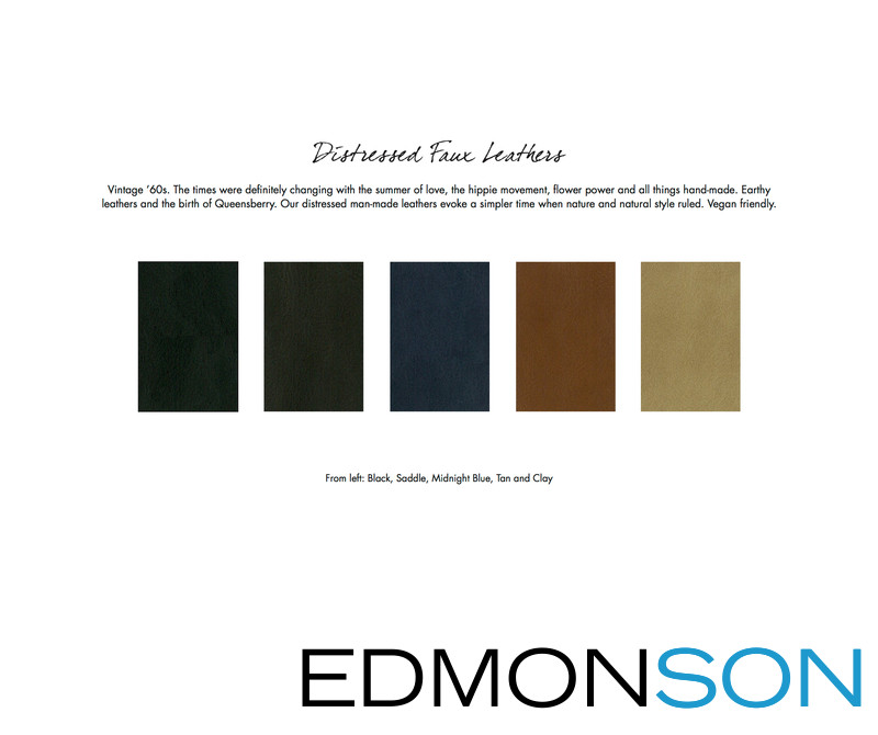 Distressed Faux Leathers Wedding Album Cover Materials