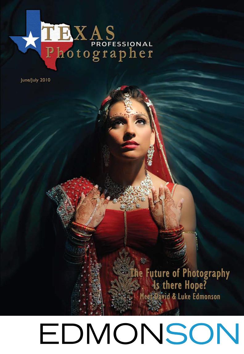 Texas Professional Photographer Magazine Luke Edmonson