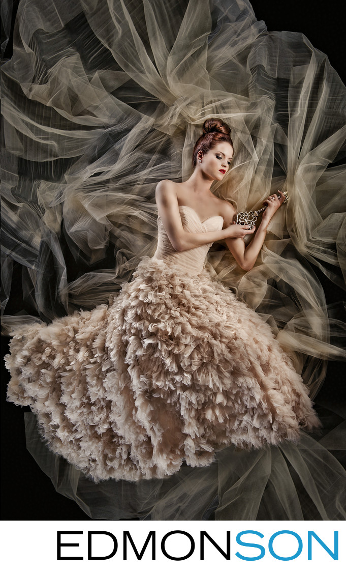 Fort Worth Bridal Portrait