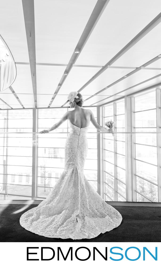 Beautiful Warren Barron Bridal At Meyerson