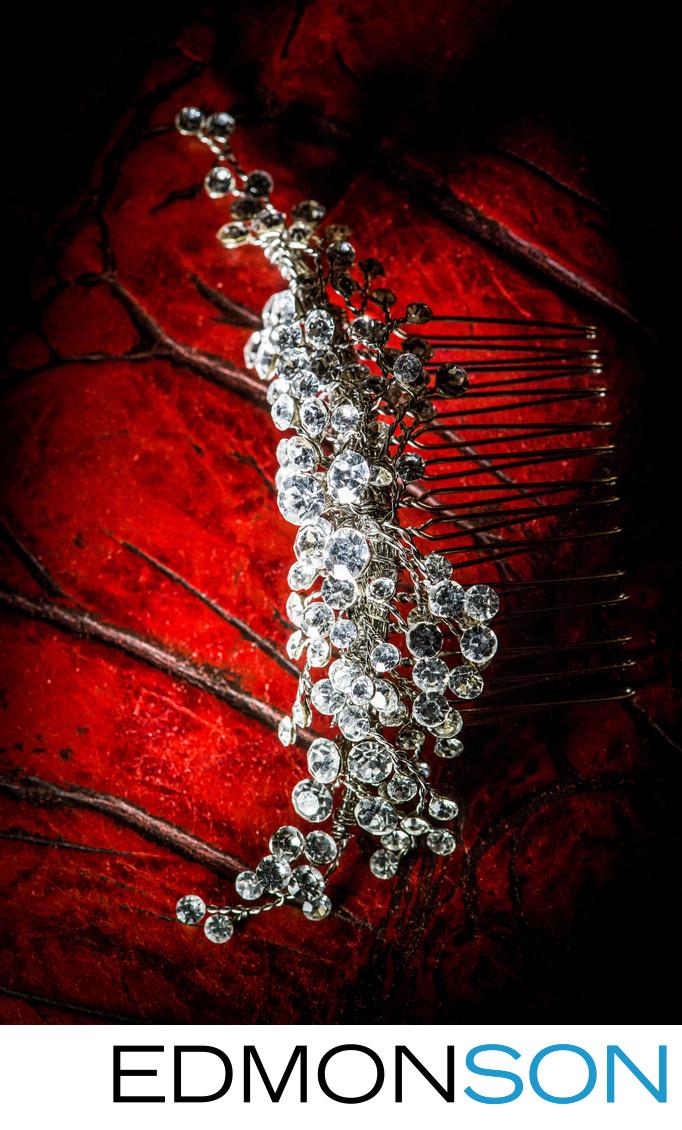 Silver Wedding Brooch At Hotel Zaza Last Czar Suite