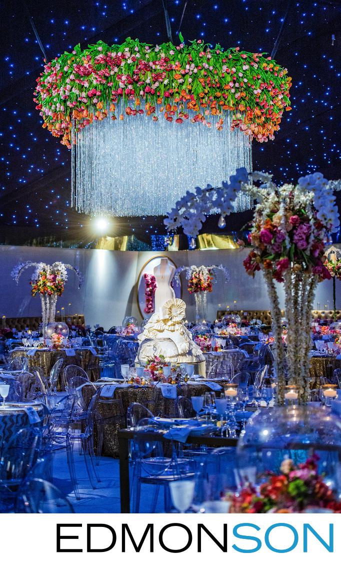 Wedding Cake Masterpiece - 10 Foot Wedding Dress Clone