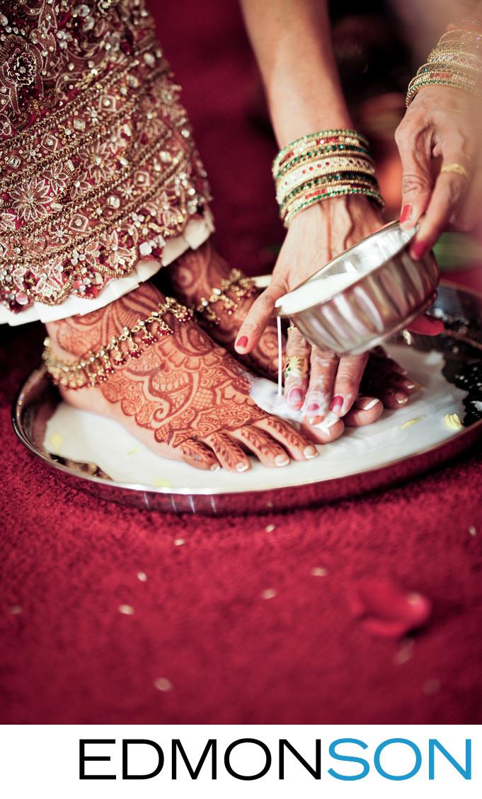 DFW Indian Wedding Ceremony At Marriot Las Colinas