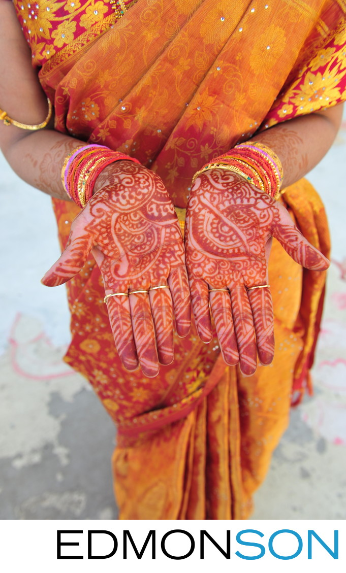 Henna For DFW South Asian - Indian Wedding