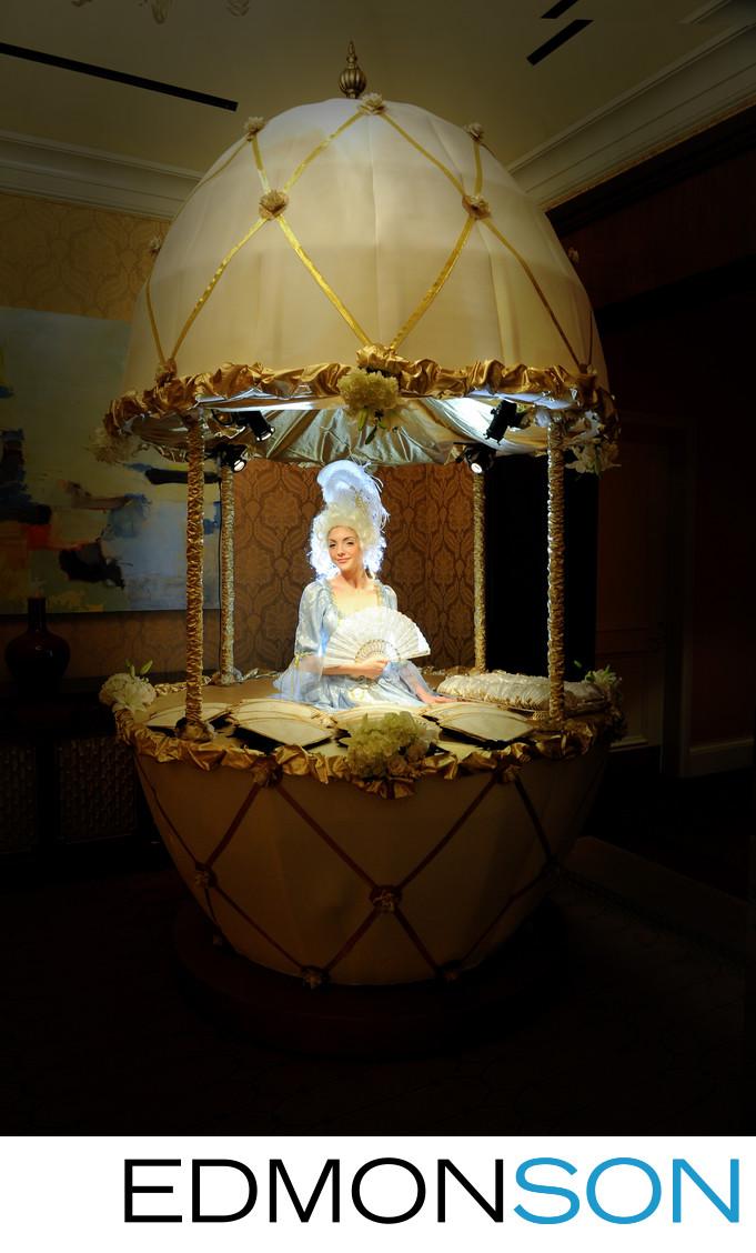 Jewish Wedding At Ritz Carlton Dallas Faberge Egg