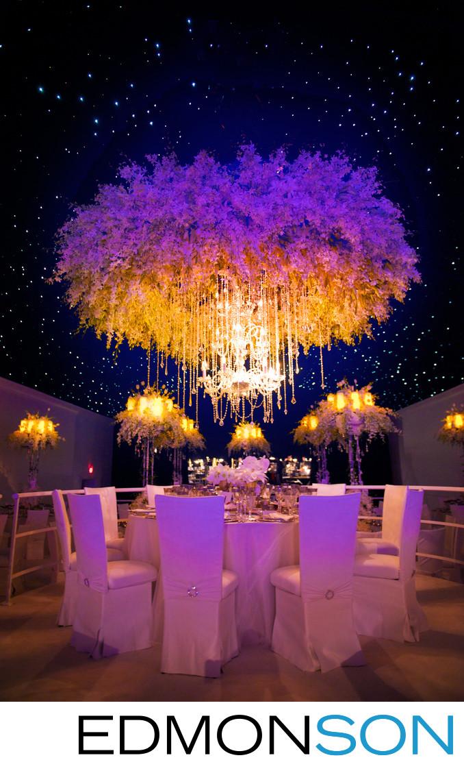 DFW Events Stageworks Luxury Wedding