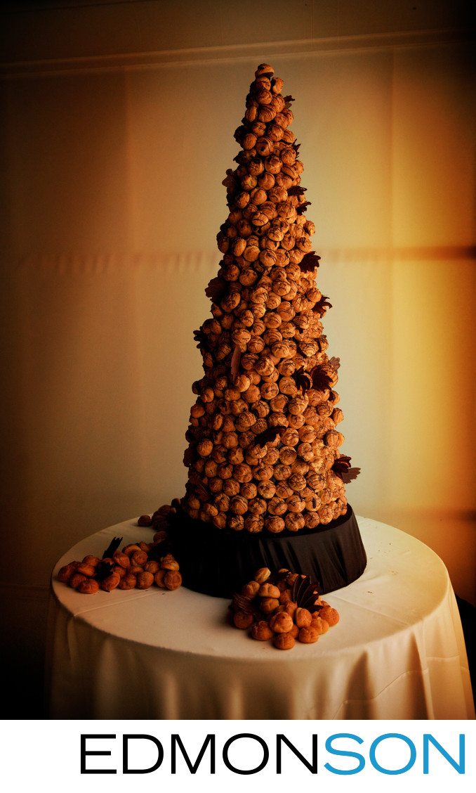 Sylvia Weinstock Grooms Cake Is Stunning