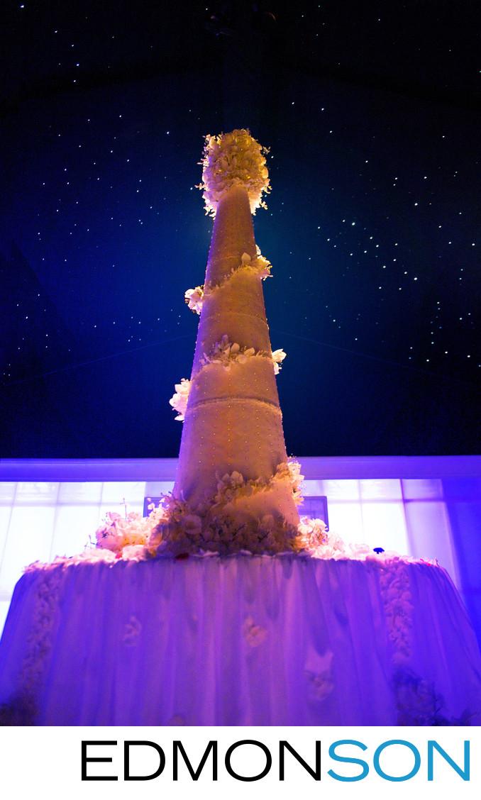 Sylvia Weinstock Luxury Wedding Cake