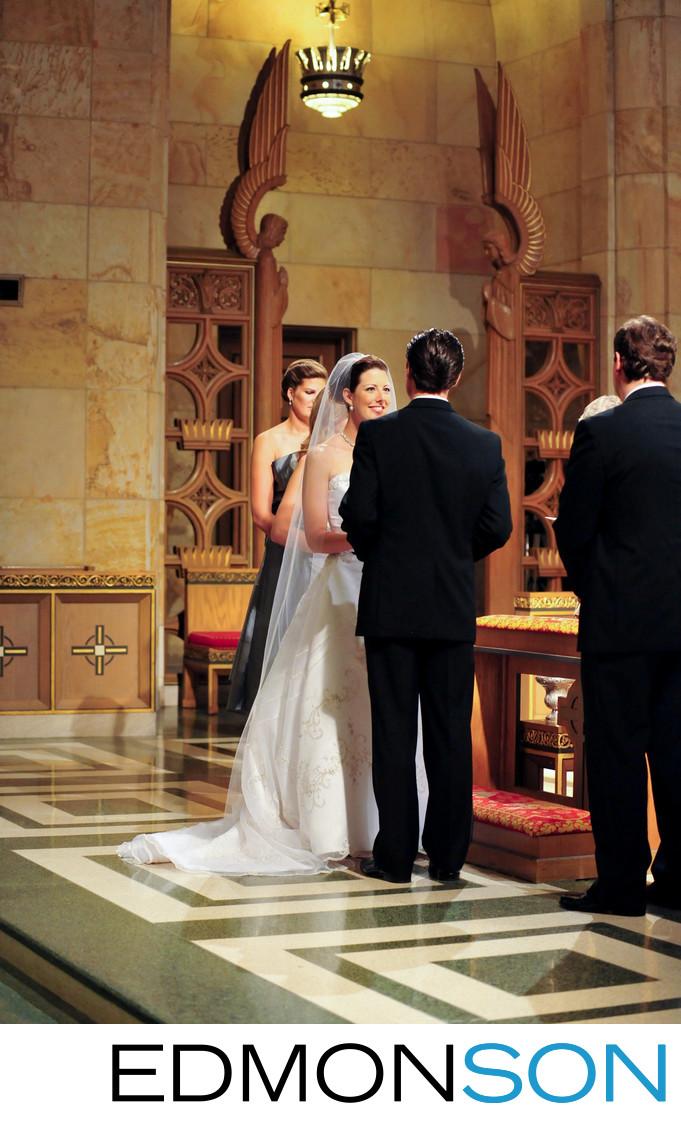 Christ The King Catholic Church Wedding Ceremony