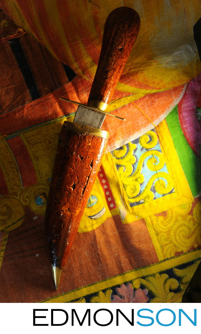 Punjabi Indian Wedding Ceremonial Dagger In Dallas